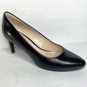 Cole Haan Grand os. Black Pointy Classic Heels
